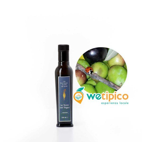 Extravergine aromatizzato agli agrumi